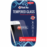 Samsung Galaxy S8+ TekYa Screen Protector - CURVED Tempered Glass
