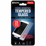 Samsung Galaxy S8+ TekYa Double Advantage Screen Protector - Curved Tempered Glass