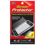 Samsung Galaxy S II/Epic Touch 4G J3X Screen Protector - 3 Pack