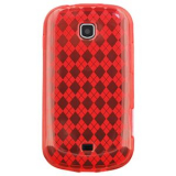 Samsung Galaxy Stellar TPU Shield - Red
