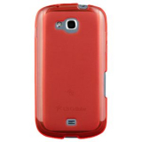 Samsung Galaxy Axiom TPU Shield - Red