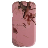 Samsung Galaxy S III Real Tree Shield - Pink Camo