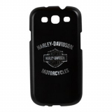 Samsung Galaxy S III Harley Davidson Bar & Shield - Black
