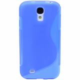 Samsung Galaxy S4 TPU Shield - Blue