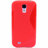 Samsung Galaxy S4 TPU Shield - Red