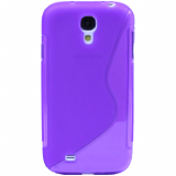 Samsung Galaxy S4 TPU Shield - Purple
