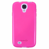 Samsung Galaxy S4 TPU Shield - Hot Pink