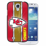 Samsung Galaxy S4 Officially Licensed NFL Shield - Kansas City Chiefs