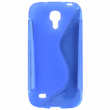 Samsung Galaxy S4 Mini TPU Shield - Blue
