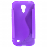Samsung Galaxy S4 Mini TPU Shield - Purple