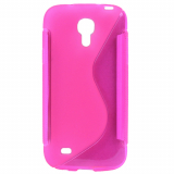 Samsung Galaxy S4 Mini TPU Shield - Hot Pink