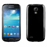 Samsung Galaxy S4 Mini TPU Shield - Black
