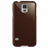 Samsung Galaxy S5 Gem Shield - Chocolate