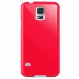 Samsung Galaxy S5 Gem Shield - Hot Pink