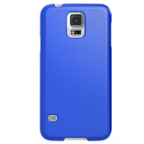 Samsung Galaxy S5 TPU Shield - Blue