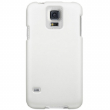 Samsung Galaxy S5 Snap On Shield - White