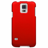Samsung Galaxy S5 Snap On Shield - Red