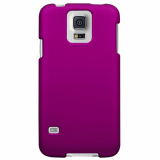 Samsung Galaxy S5 Snap On Shield - Purple