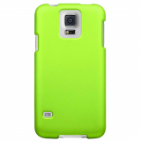 Samsung Galaxy S5 Snap On Shield - Lime Green