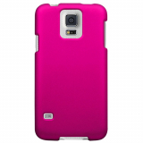 Samsung Galaxy S5 Snap On Shield - Pink