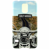 Samsung Galaxy S5 Harley Davidson Shield - Motorcycle