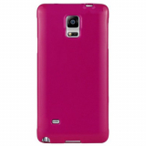 Samsung Galaxy Note 4 TPU Shield - Hot Pink