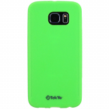 Samsung Galaxy S6 TekYa Gemma Series TPU Shield - Lime Green