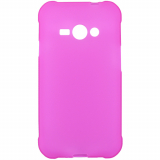 Samsung Galaxy J1 Ace TPU Shield - Pink
