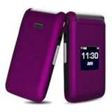 Samsung Haven Snap On Shield - Purple