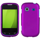 Samsung Character Snap On Shield - Purple