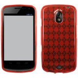 Samsung Nexus Prime/i515 TPU Shield - Red