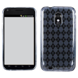 Samsung Galaxy S II/Epic Touch 4G TPU Shield - Smoke