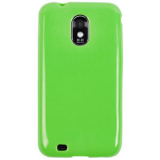 Samsung Galaxy S II/Epic Touch 4G TPU Shield - Lime Green