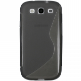 Samsung Galaxy S III TPU Shield - Smoke
