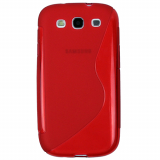 Samsung Galaxy S III TPU Shield - Red