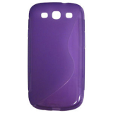 Samsung Galaxy S III TPU Shield - Purple