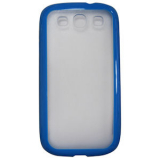 Samsung Galaxy S III Binary Shield - Translucent/Blue