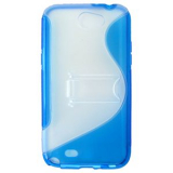 Samsung Galaxy Note II TPU Shield - Blue