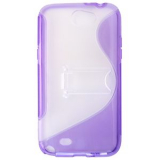 Samsung Galaxy Note II TPU Shield - Purple