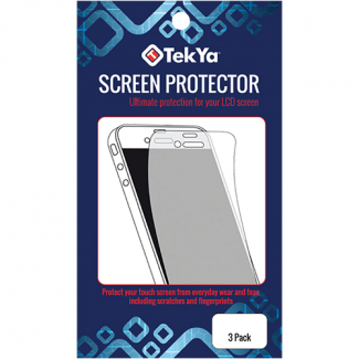 LG G5 TekYa Screen Protector - 3 Pack