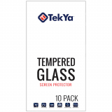 Apple iPhone 11 Pro/Xs/X TekYa Screen Protector 10 Pack - Tempered Glass