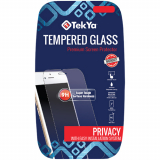 Apple iPhone 6 Plus/6s Plus TekYa Tempered Glass with Easy Install System - Privacy