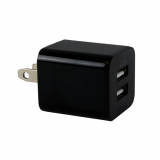 **NEW**Universal 3.1A Dual USB AC Travel Charger Head BULK
