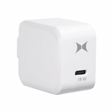 **NEW**Xtreme Power 3.0 Amp Power Delivery USB Type-C (USB-C) AC Travel Charger Head - White