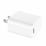 **NEW**TekYa 20W Power Delivery USB Type-C (USB-C) AC Travel Charger Head - White