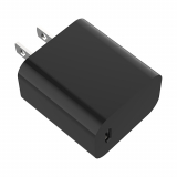 **NEW**TekYa 20W Power Delivery USB Type-C (USB-C) AC Travel Charger Head - Black