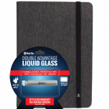 "Universal Tablet Bundle M-Edge 9-10"" Folio with TekYa Double Advantage Tablet Liquid Glass"