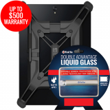**PREORDER**Universal Double Advantage Bundle Tekya Liquid Glass with UAG Exoskeleton-Black