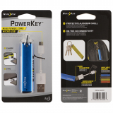 Nite Ize Powerkey Micro USB Mini Power Cord - Blue