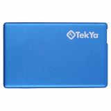 TekYa 2300mAh Power Pocket Portable Battery Pack - Blue